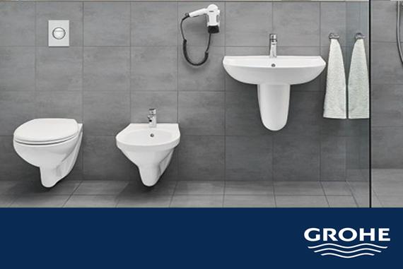 GROHE санитарна керамика
