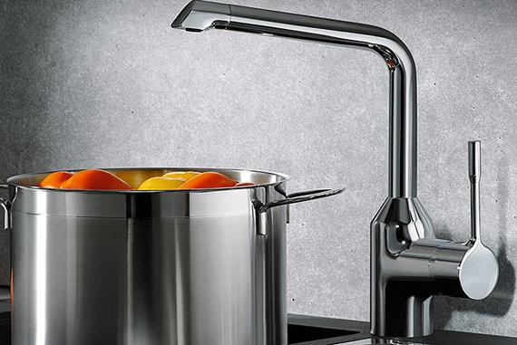 Кухненски смесители